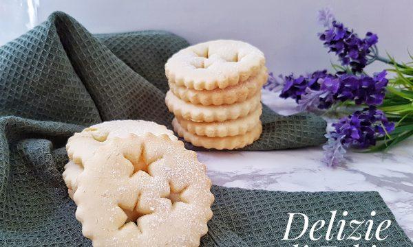 Biscotti alla vaniglia – senza glutine e senza lattosio