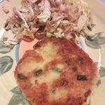Hamburger di patate e fagiolini