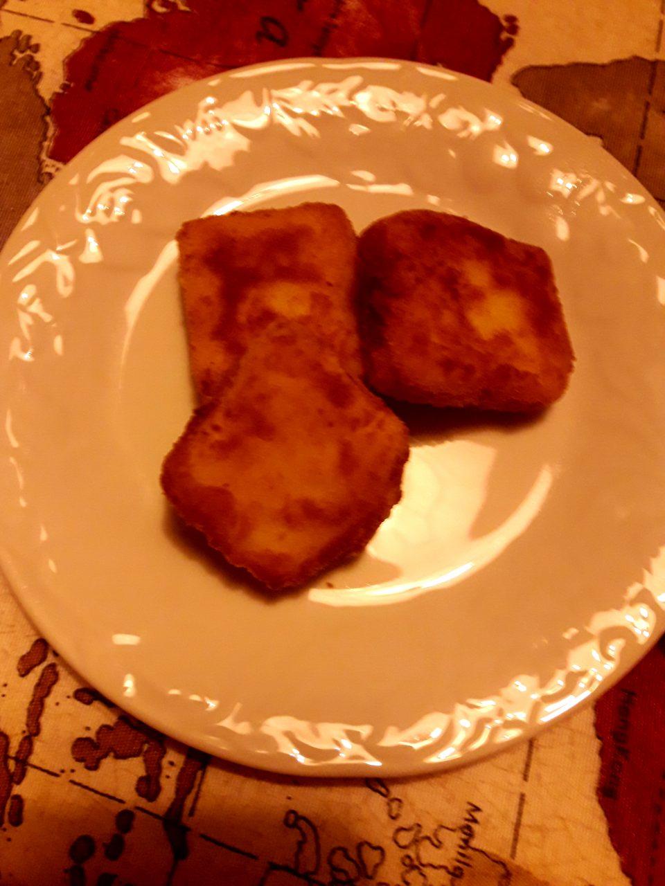 Crema dolce fritta