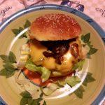 Burger americano