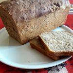 Pane nero per tramezzini