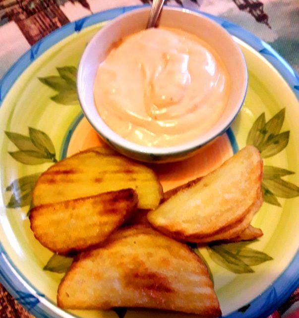 Super salsa per patatine