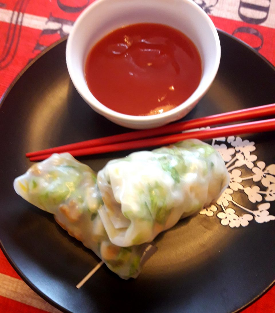 Goi cuon (involtini vietnamiti)