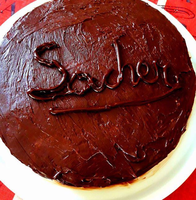 Cheesecake Sacher