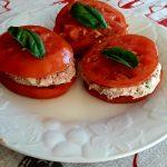 Sandwich di pomodoro