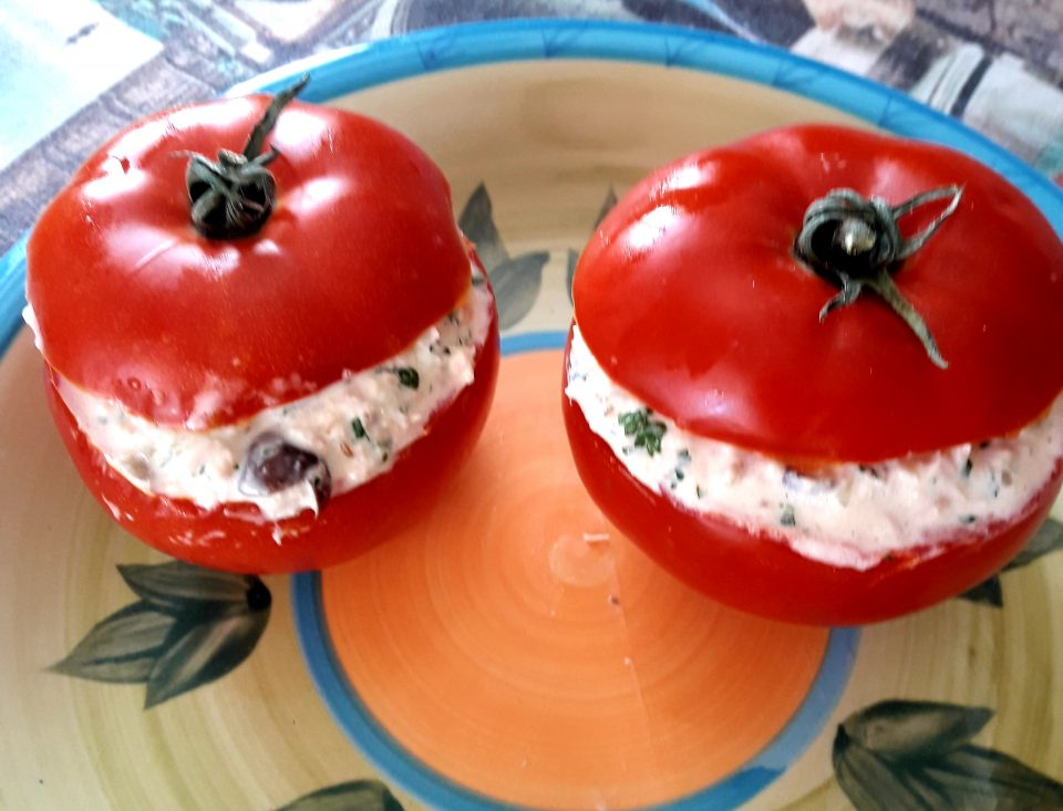 Pomodori ripieni al tonno