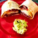 Burritos di carne di maiale