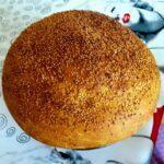 Pane al farro con curcuma