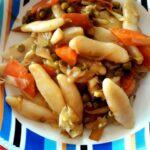 Gnocchi di riso alle verdure