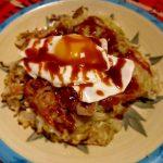 Okonomiyaki casalingo