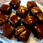 Quadrotti al cioccolato