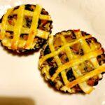 Crostatine con bietole e tonno