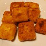 Semolino dolce fritto