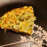 Frittata con gli asparagi