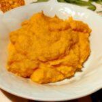 Purè di patate e carote
