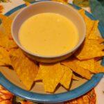 Salsa al formaggio per nachos