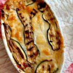 Crostone con zucchine e acciughe