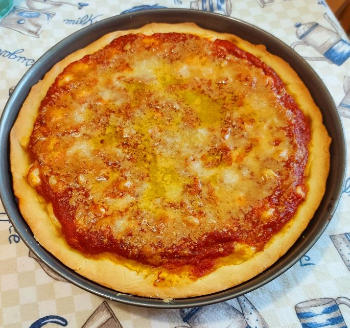 pizza Chicago