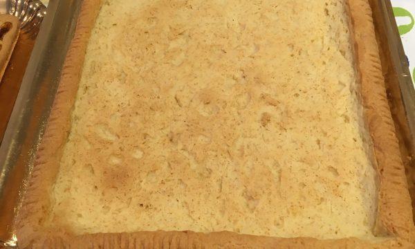 Pasta frolla base bianca per torte alla frutta