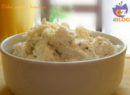 Ripieno per pasta fresca (ravioli etc.)