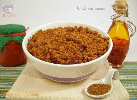 Salsa Chili di carne, ricetta base