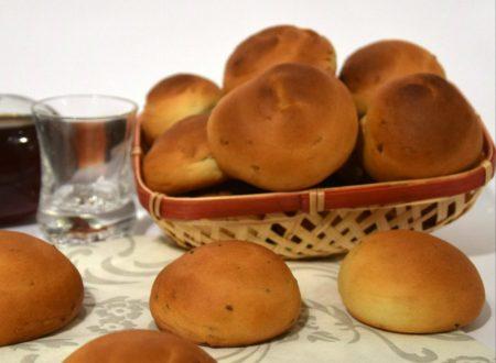 Biscotti S Martino, ricetta dolci