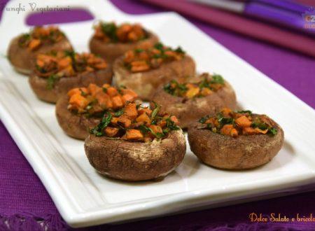 Funghi vegetariani