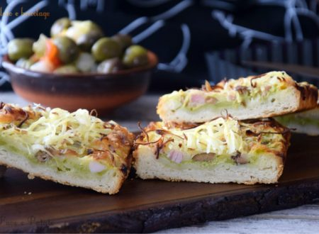 Pizza fave e patate
