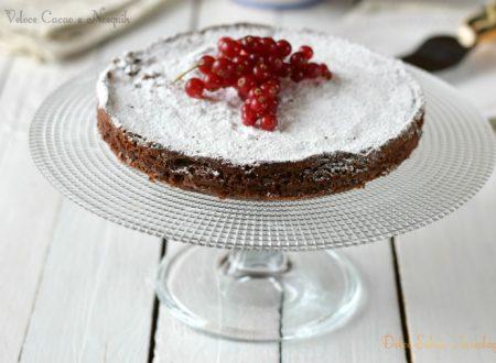 Torta veloce cacao e Nesquik