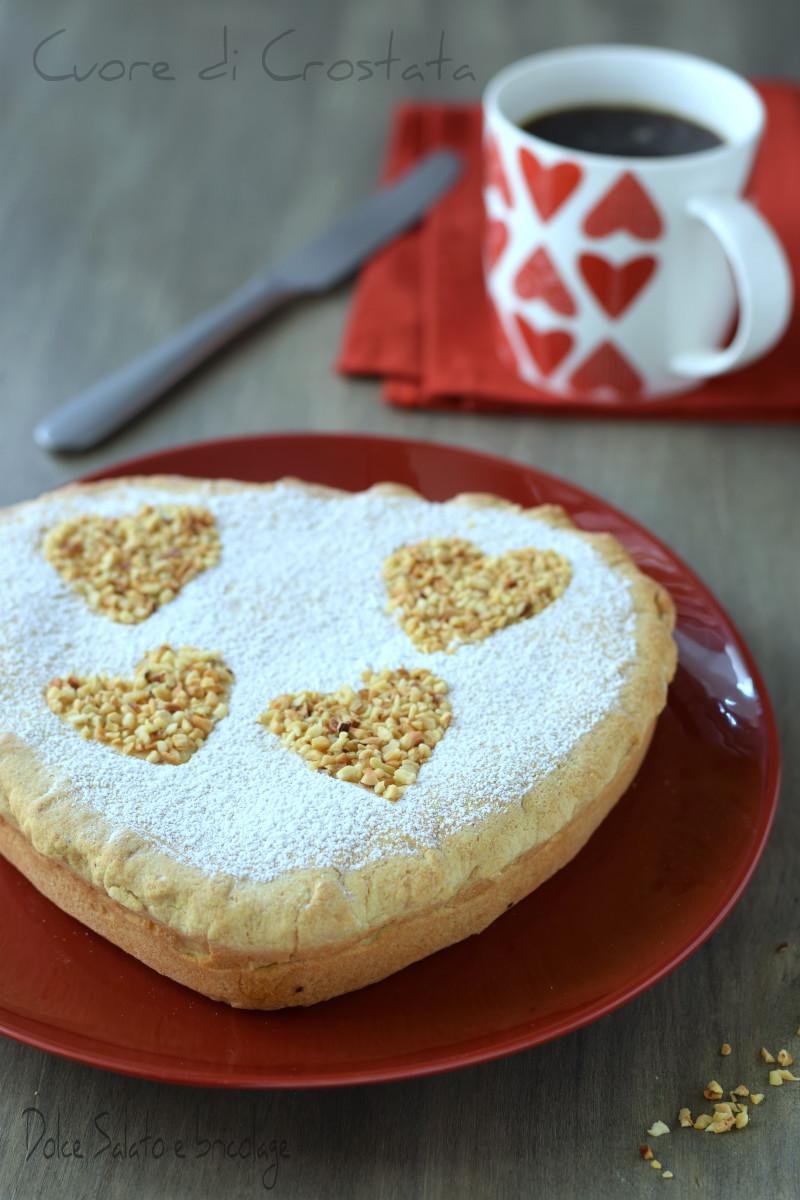 cuore di crostata