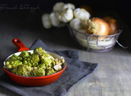 Broccoli affogati secondo piatto o contorno