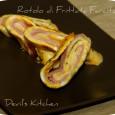 Rotolo di Frittata Farcito al forno, un modo diverso per mangiare la classica frittata, anche perché per quanto uno si possa sforzare di farlo in maniera particolare, il risutlato non […]