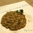 Risotto Mantecato in crema di Carciofi Il Periodo è quello buono per i carciofi, quindi utilizziamoli il più possibile in cucina, fanno bene perché ricchi di ferro, e inoltre sono […]
