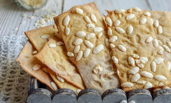 Cracker leggeri riso su riso: la ricetta homemade