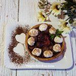 Crostatina leggera alle ciliegie