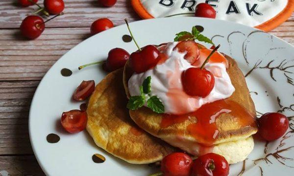 Pancake soffici senza zucchero – i fluffy pancake