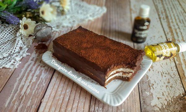 Torta kinder pingui light senza zucchero