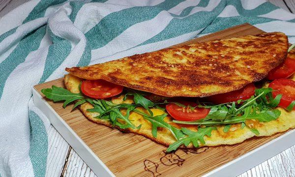 Piadina leggera di formaggio fresco magro