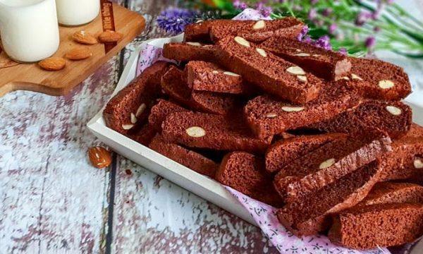 Biscotti secchi senza glutine
