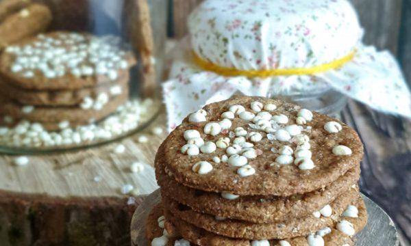 Crackers integrali – ricetta vegan