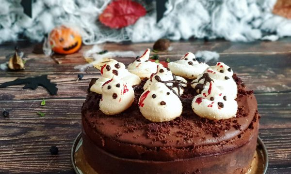 Torta halloween facile: ricetta light