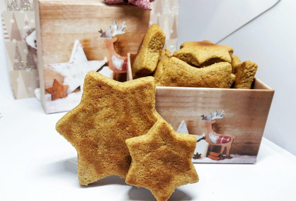 Biscotti allo zenzero senza burro