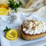 Crostatina al limone