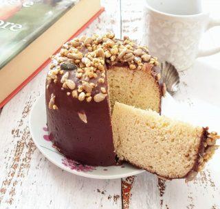 Mug cake ricotta e cacao amaro