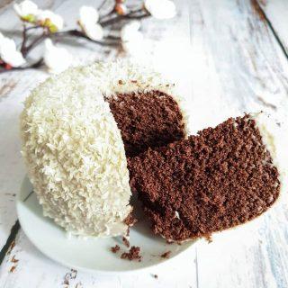 Mug cake light al cocco