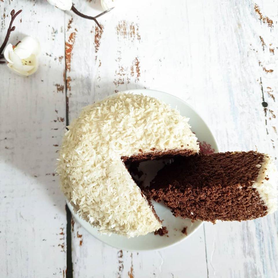 Mug cake cocco cacao