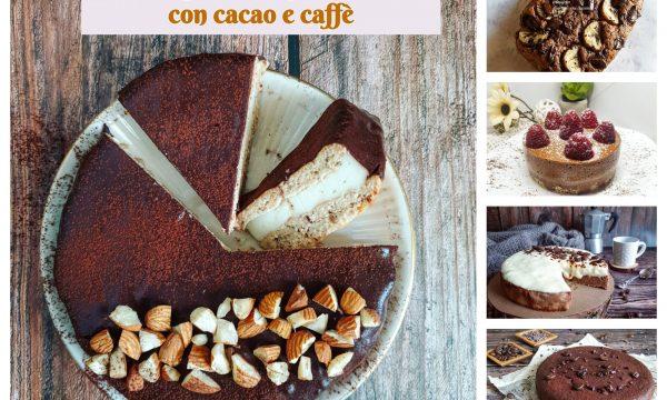 Torte light migliori ricette con cacao e caffè