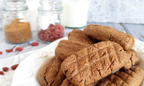 Biscotti da inzuppo – ricetta facile  con avena