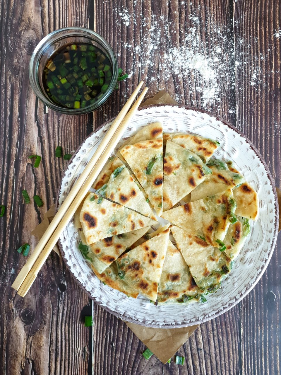 Pancake cinesi