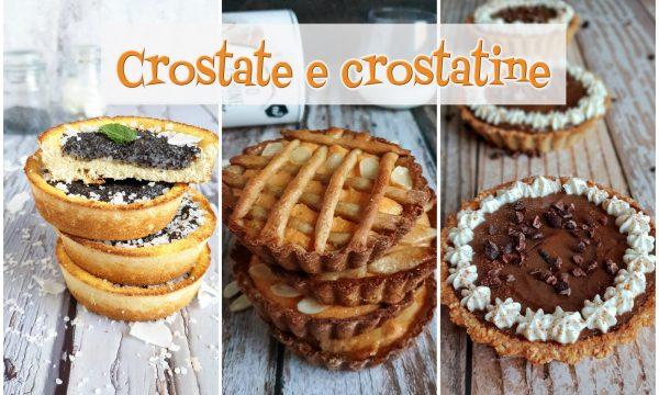 Ricette di crostate e crostatine leggere